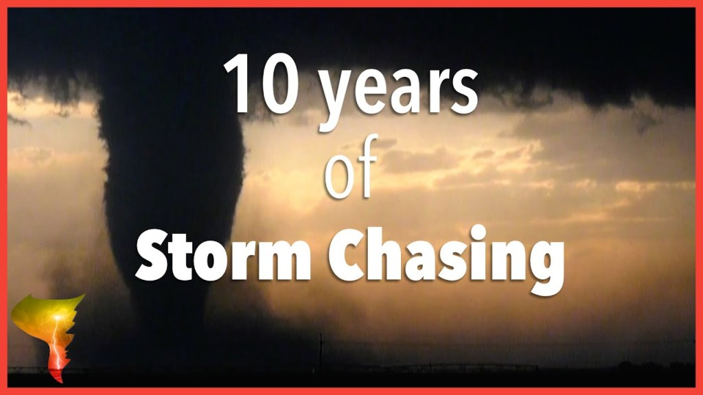 10 Years of Capturing Incredible | Storm Chasing Highlights | Tornadoes, Supercells, and More!