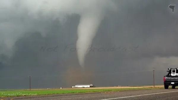 4K UHD – April 23rd, 2021 Lockett, Texas Photogenic Tornadoes