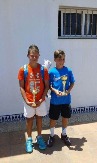 Manuel Damian y Pablo Fraile