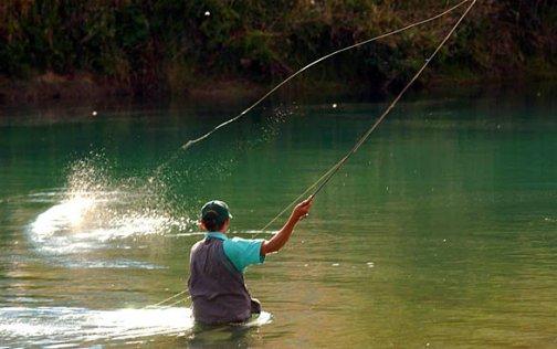 Concursos de pesca en lagunas bonaerenses
