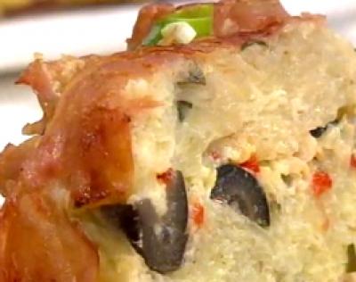 La receta semanal de «Abuela Ñata»: Budín de papa rallada envuelta en jamón