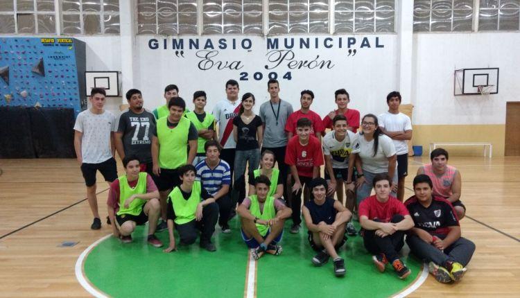 Tornquist – Se dictarán clases de Handball mixto