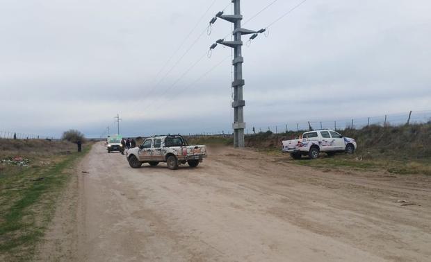 Bahía Blanca – Una mujer apareció muerta en un camino rural