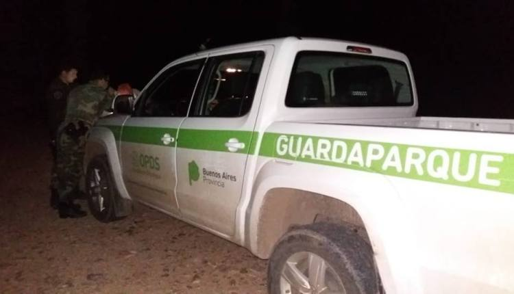 Parque Provincial – Ayer se extraviaron dos personas