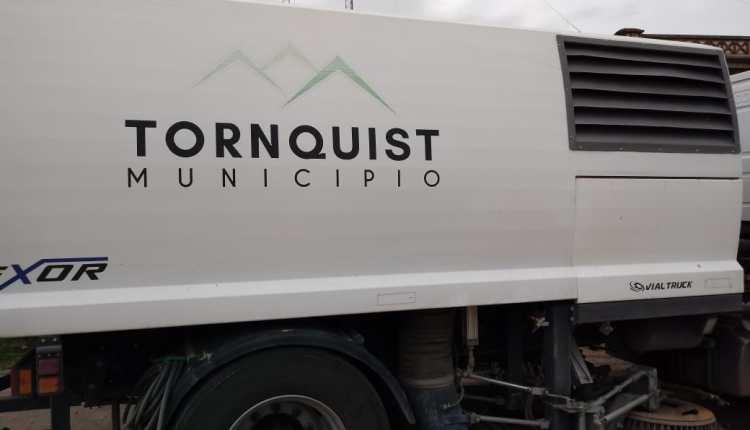 Tornquist – Se intensificarán las tareas de la barredora