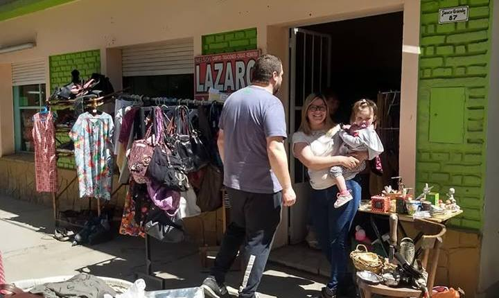 """Villa Arcadia – En el finde largo se realiza la """"Gran Venta de Garage"""""""