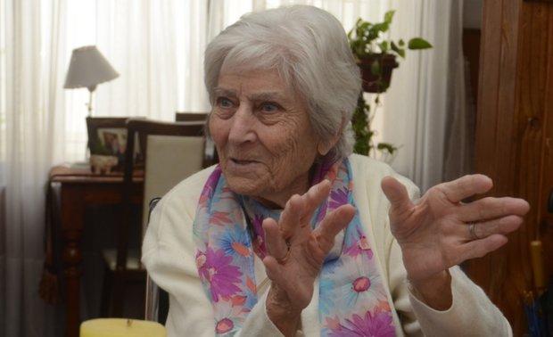 Saldungaray – Una demostración de cariño para la señora Olga