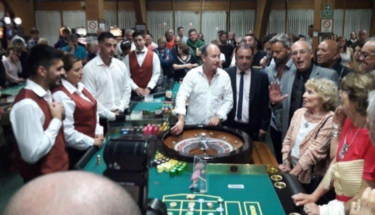 Monte Hermoso lanzó la primera bola de la temporada en el Casino