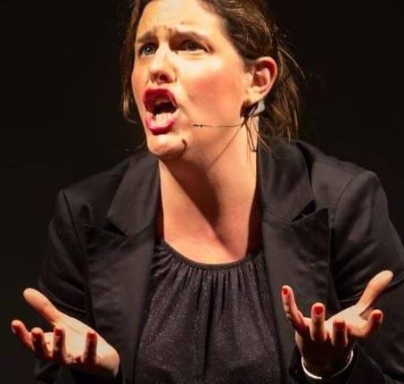 Sierra de la Ventana – Cecilia Gismano, desembarca a pura risa en el Centro Cultural!