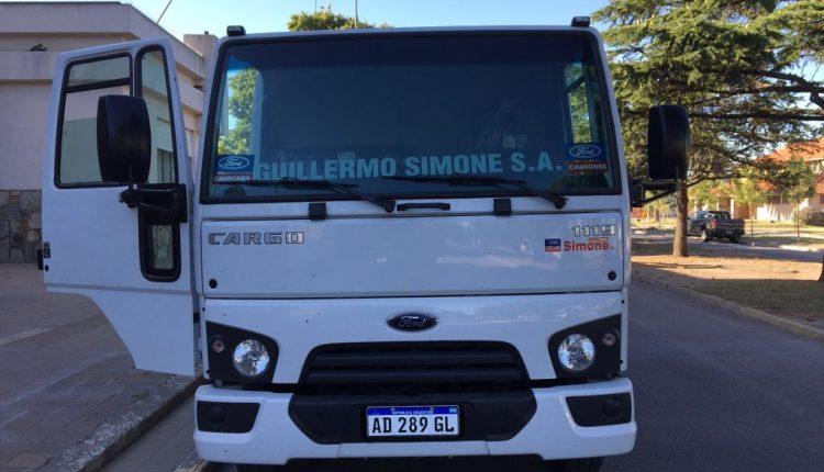 Tornquist – El Municipio adquirió un camión, para recolección de material reciclable