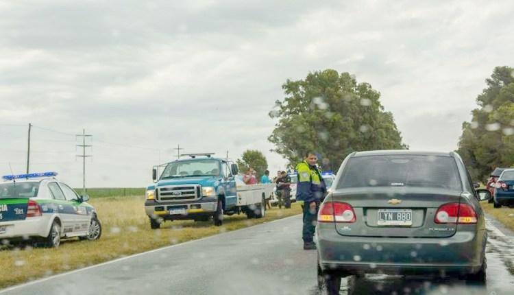 Ruta 3 – Accidentes en cadena, demoran el tránsito desde y hacia Monte Hermoso