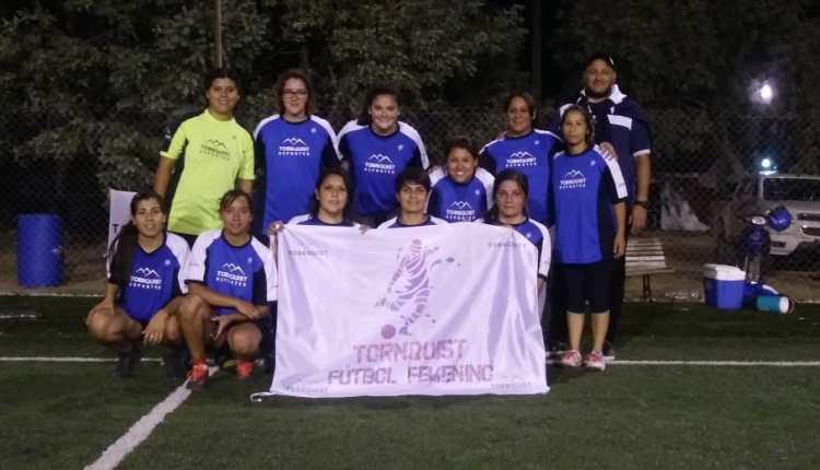 Tornquist – Se disputó amistoso de fútbol femenino