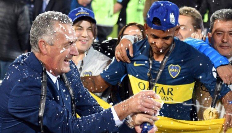 Boca ganó la Súper Copa Argentina! «Este triunfo lo quiero compartir con Guillermo», dijo Alfaro