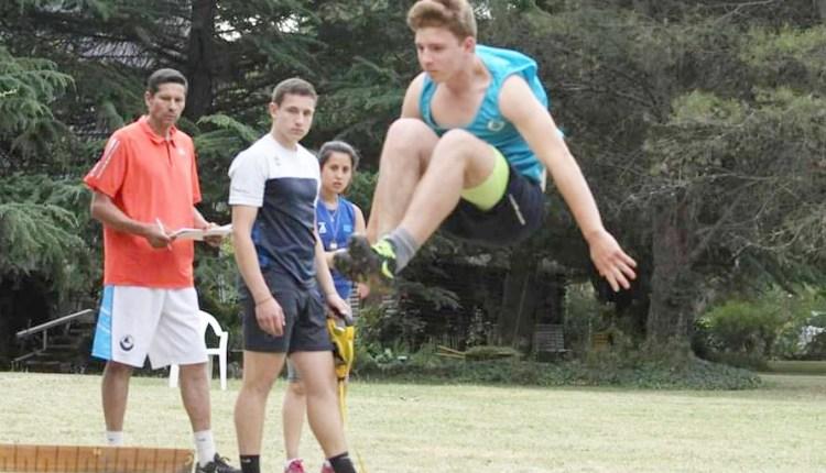 Villa Ventana – Instancia Distrital de Atletismo de los Juegos Olímpicos de la Juventud
