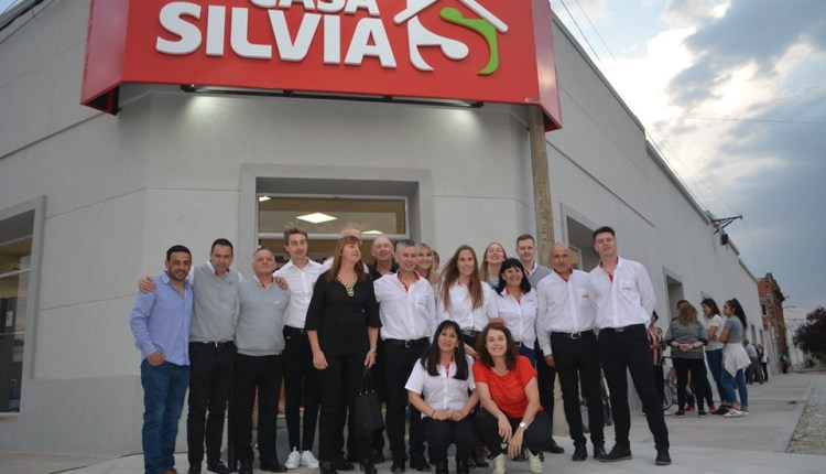 Tornquist – «Casa Silvia» genera expectativa en su sector comercial