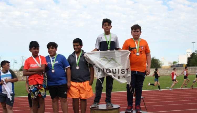 El Atletismo del distrito tiene futuro!!!