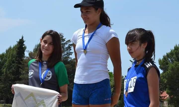 Bahia Blanca – Nuestros atletas participaron del Encuentro Provincial de U14