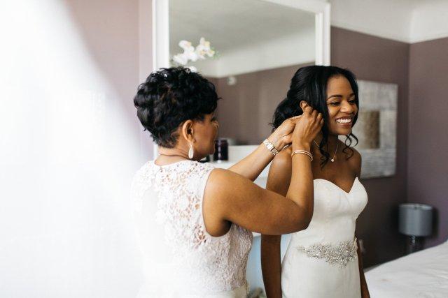 real brides – toronto bridal style