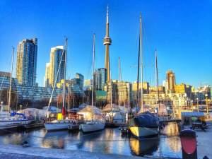 Toronto Waterfront View