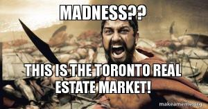 300 Toronto Real Estate Market