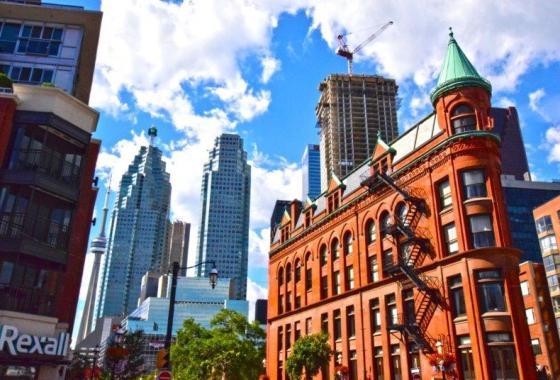 Toronto Flat Iron Condos