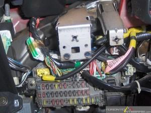 Python Car Alarm Install  Model 902 (pics)  Civic Forumz