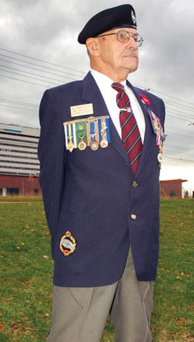 Al Armstrong - War Hero