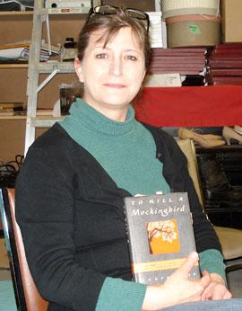 Katherine Tuner, the director