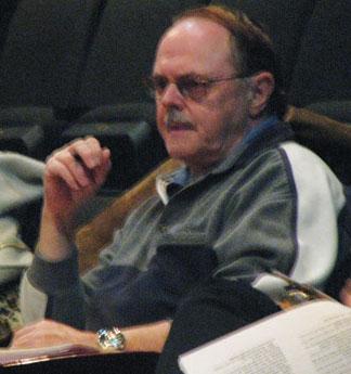 Mike Woodbridge, director of I Take This Man.