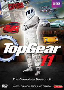 Top Gear Season 11 DVD