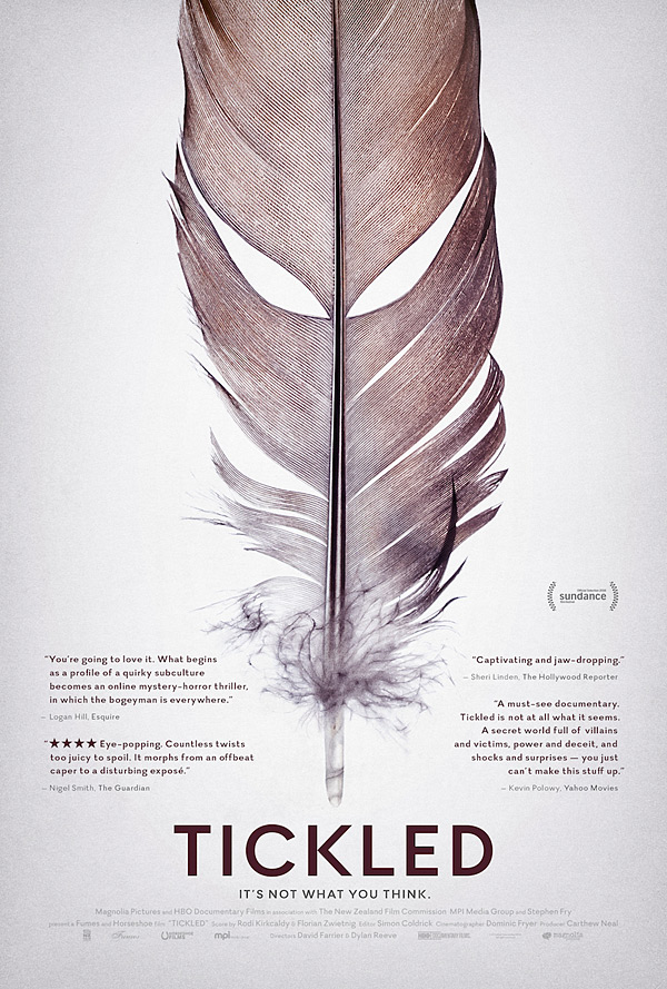 Tickled - David Farrier and Dylan Reeve