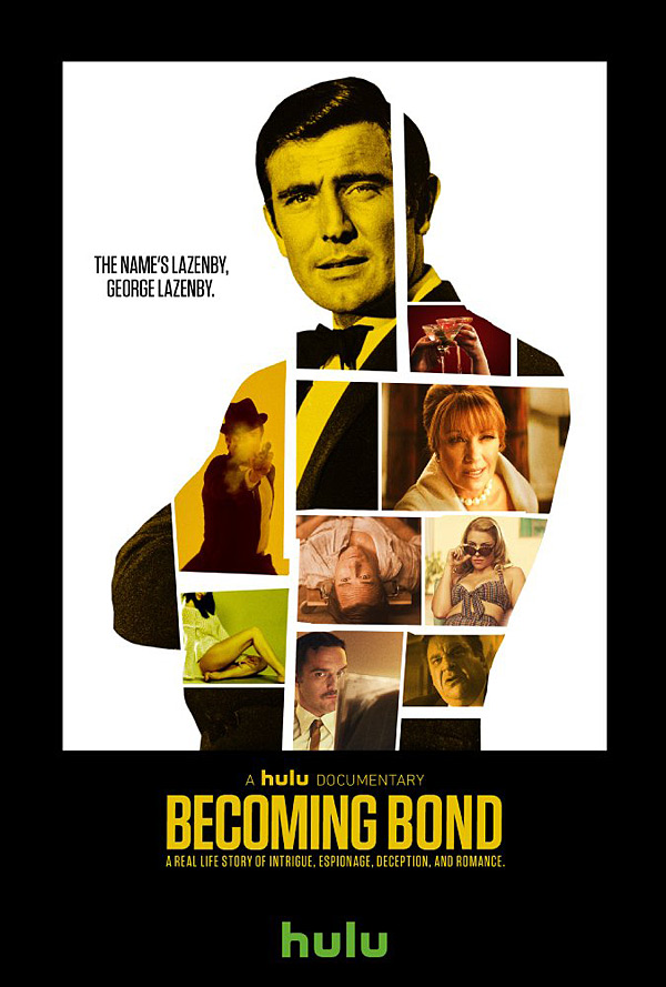 Poster for Becoming Bond