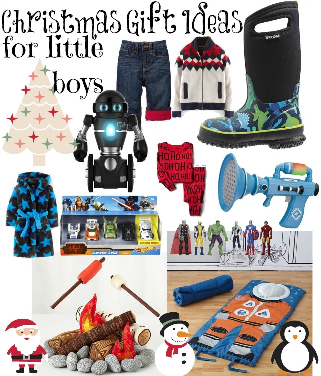 Buying Guide For Boys Toys : Christmas gift ideas for kids little boys ⋆ chic everywhere