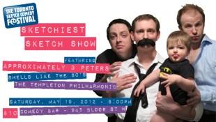 Sketchiest Sketch Show 2012