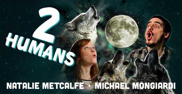 2 Humans (wolf)