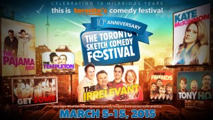 TOsketchfest 2015 – Celebrating 10 Hilarious Years