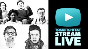 TOsketchfest Streaming
