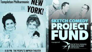 The Sketch Comedy Project Fund – 2015 Recipients