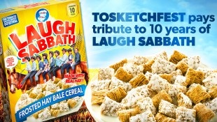 Ten Years of Laugh Sabbath