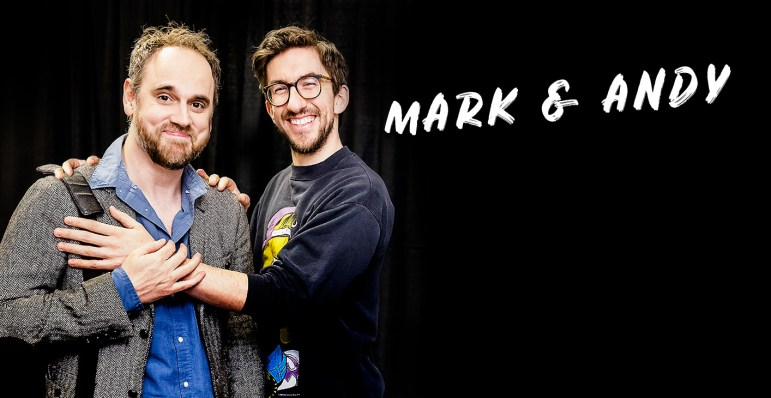 Mark Little & Andy Bush