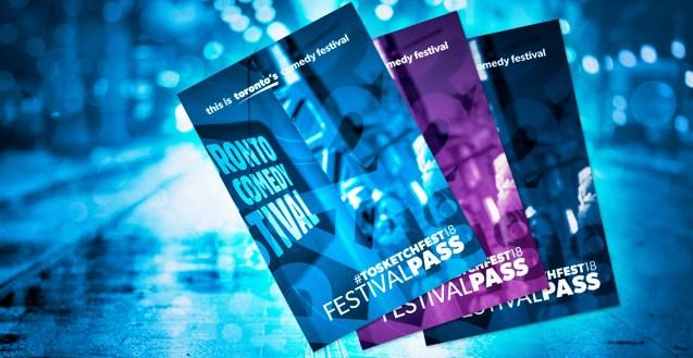 TOsketchfest18 Festival Pass