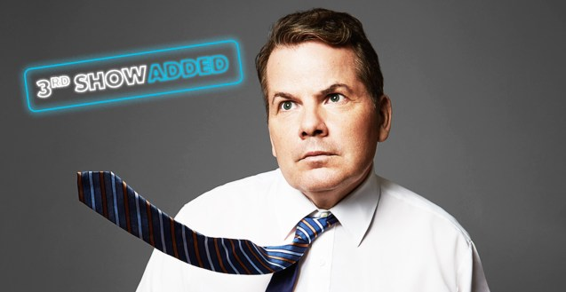 "Bruce McCulloch in ""Tales of Bravery and Stupidity"" - 3rd Show Added!"