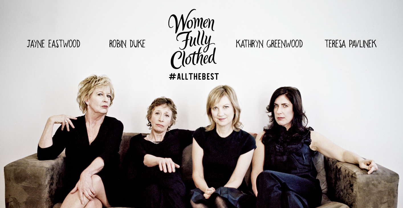 Women Fully Clothed #AllTheBest