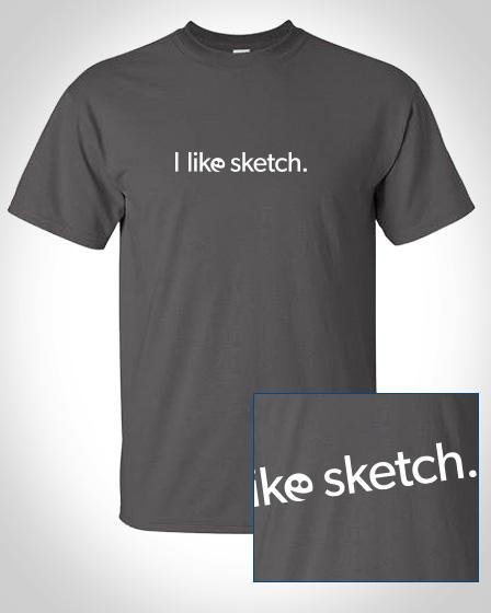 I Like Sketch - Legacy Tee