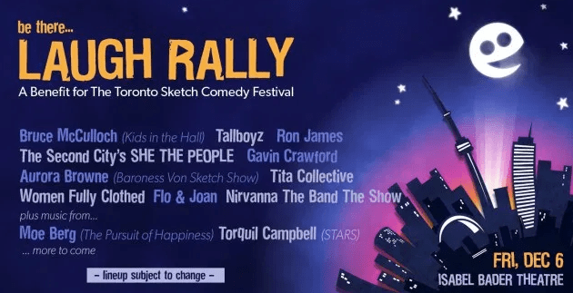Laugh Rally