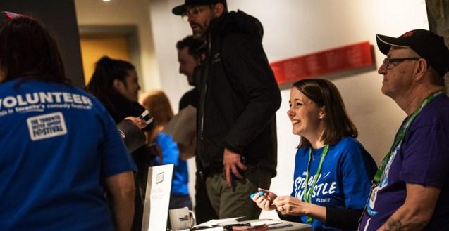 Volunteer with TOsketchfest