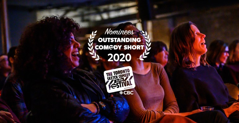 The 2020 TOsketchfest Film Fest presented by CBC