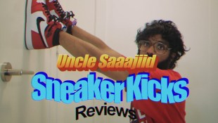 Uncle Saaajiid Sneaker-Kicks Reviews by Darrell Faria