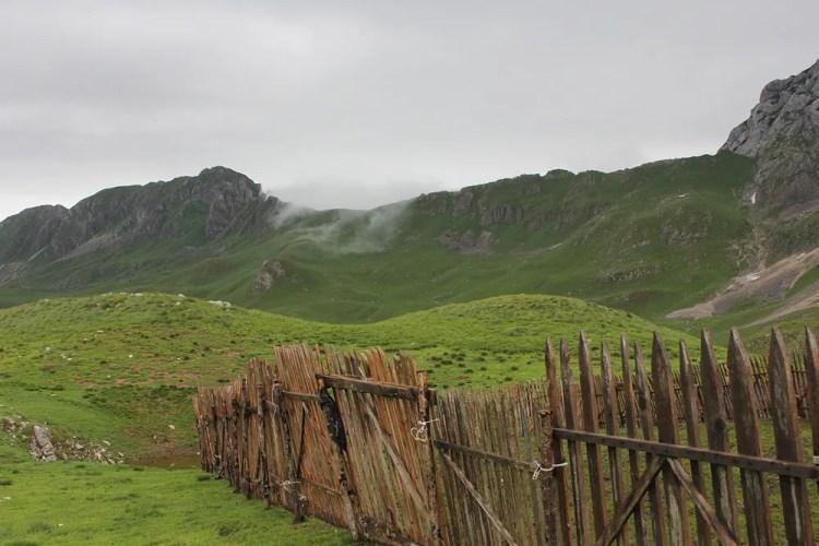 Die Weiten des Durmitor-Gebirges.