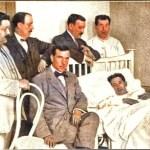 1912:Antonio Fuentes, gravemente herido en la Plaza de Santander